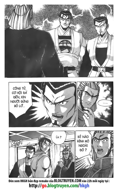 Hiệp Khách Giang Hồ trang 5