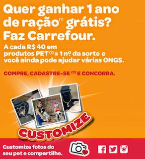 """Promoção """"Eu Amo Meu Pet"""" - Carrefour 2014"""