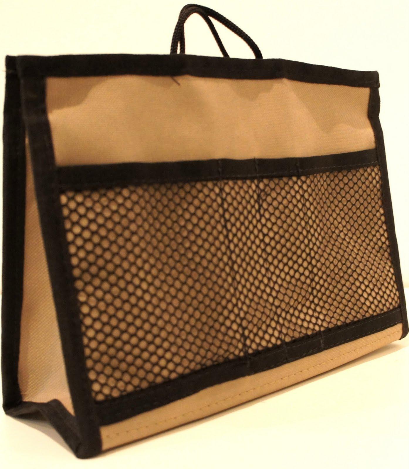Organiza o organizador de bolsa - Organizador de bolsas de plastico ...
