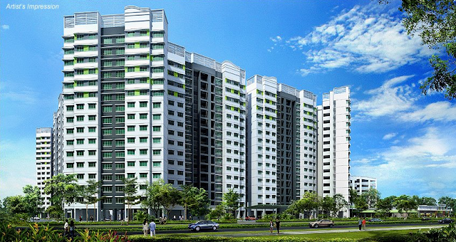 Anchorvale Harvest Singapore BTO