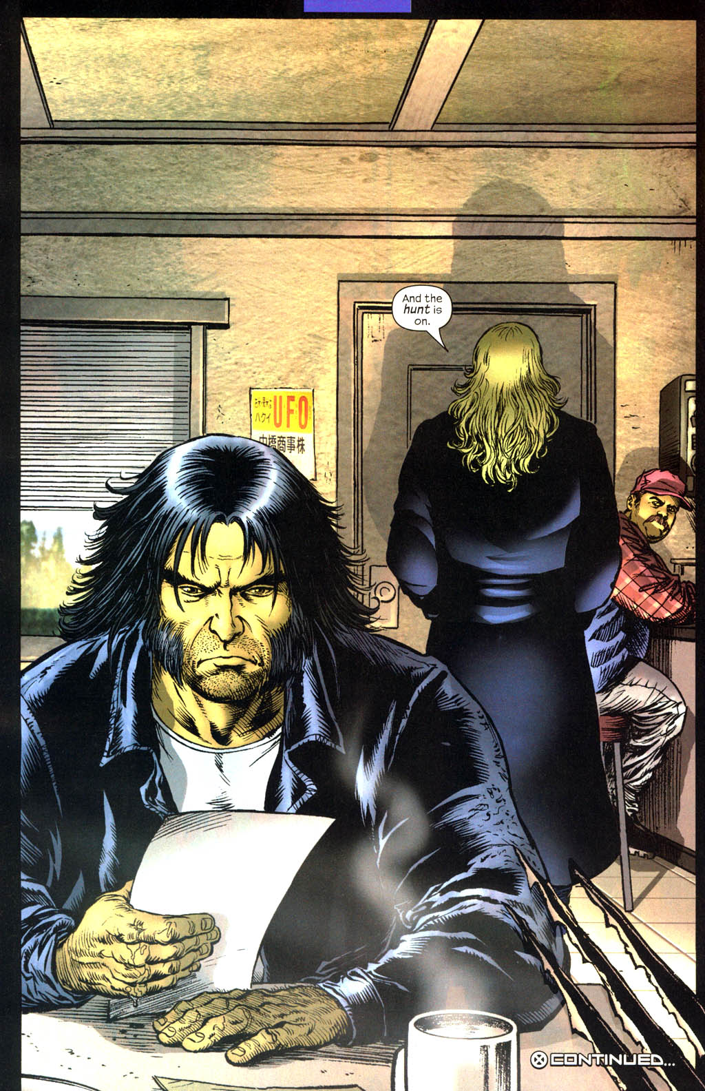 Read online Wolverine (2003) comic -  Issue #13 - 23