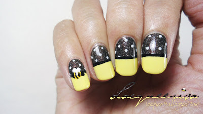 Lacqueerisa: One Bumble Bee