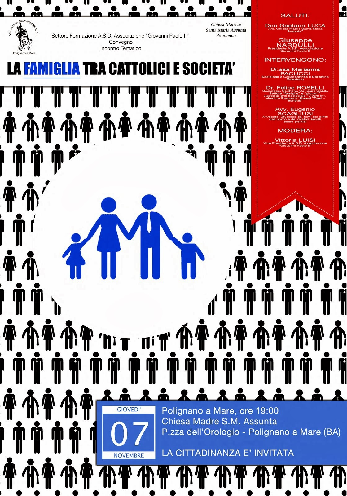 La Famiglia, tra Cattolici e Società