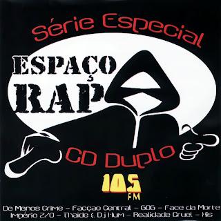 Espaço Rap Especial CD Duplo