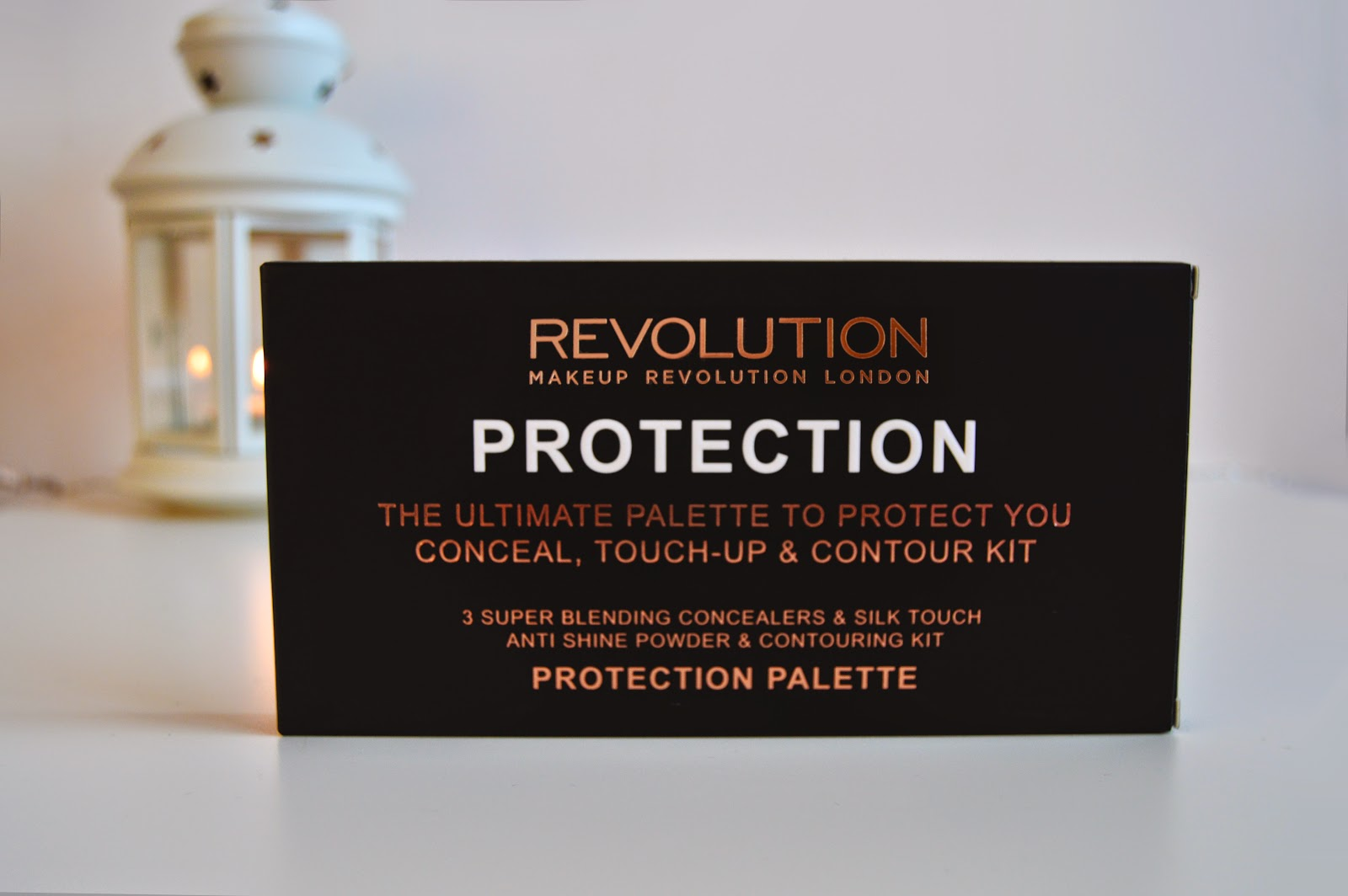 Makeup Revolution Protection Palette review swatch swatches swatched new allthatshimmers all that shimmers