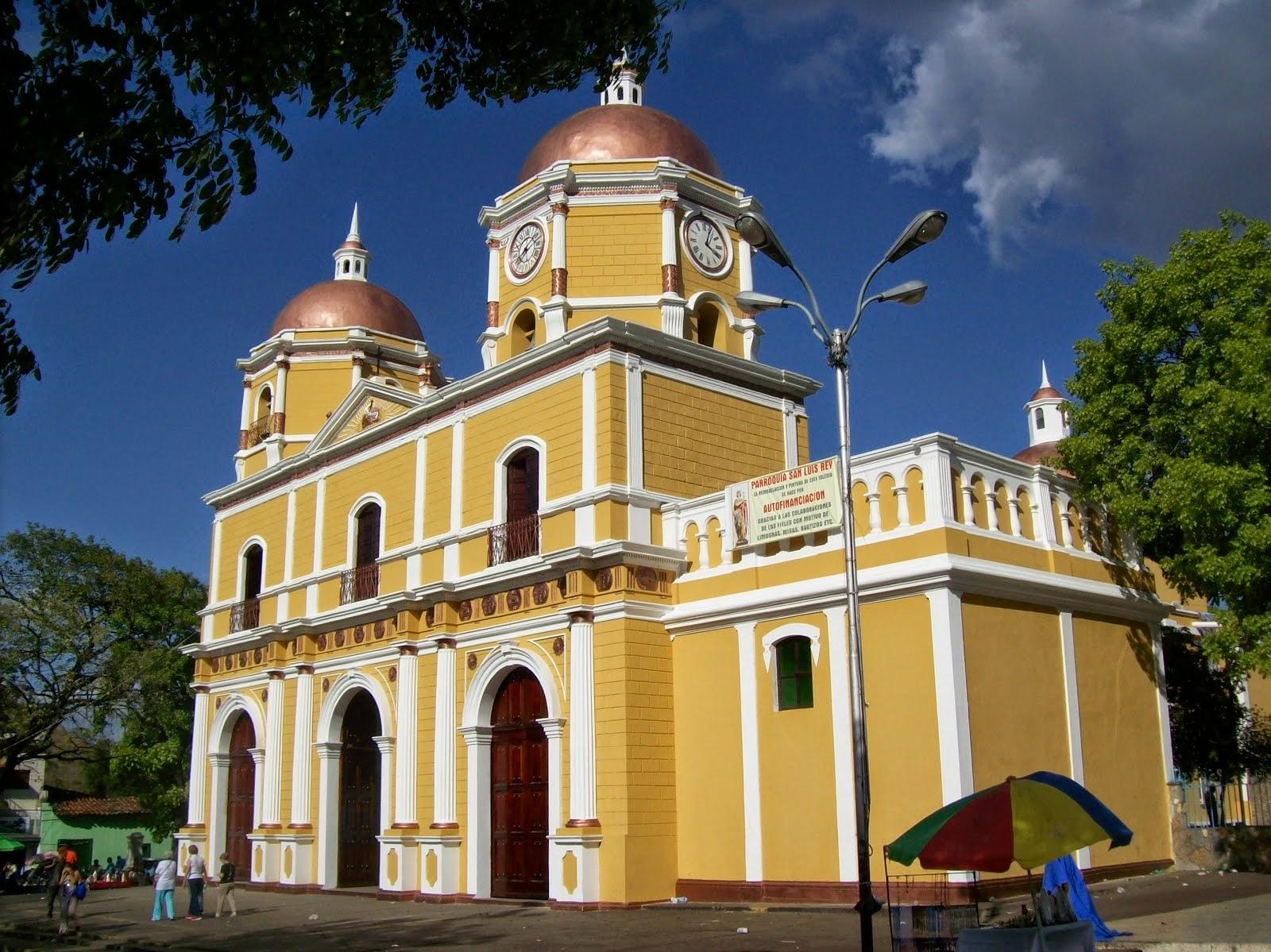 El rincón de Ininena: Canto a Villa de Cura, Aragua