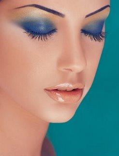 blue eye makeup  green eye make up  eye makeup tips