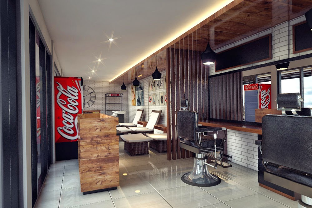 Barber shop interior design joy studio design gallery best design - Barber shop interior ...