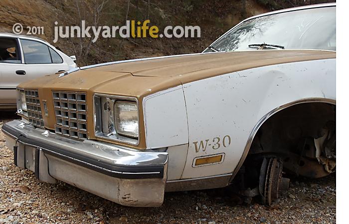 1979 Hurst Olds W 30 Cutlass Its A Supreme G Body Junkyard Find Of The Rarest Kind
