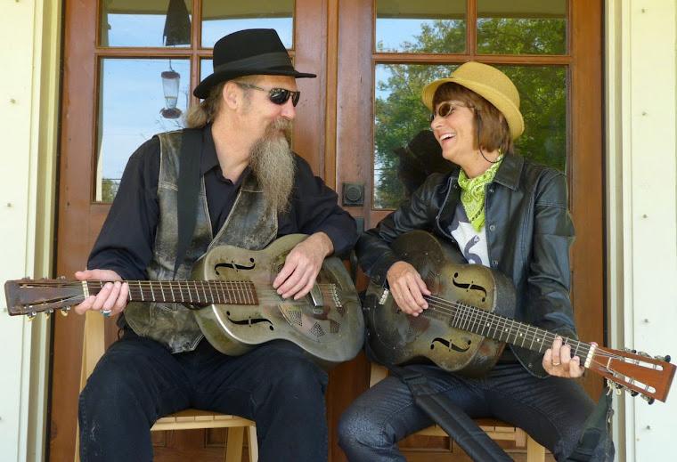 Doc MacLean & Libby Rae Watson