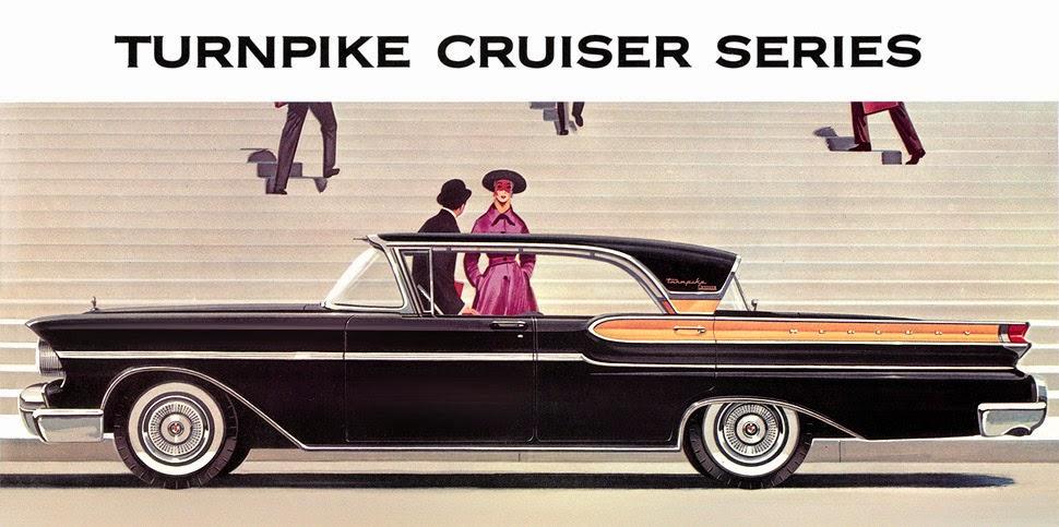 1957 mercury turnpike cruiser vintage cars ads