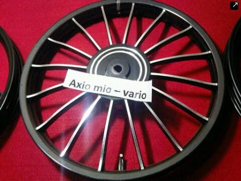 Daftar Harga Velg Motor AXIO Racing Terbaru