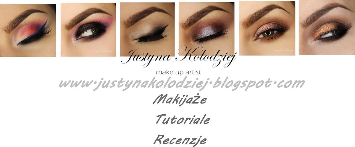 Justyna Kołodziej - Make-up Artist
