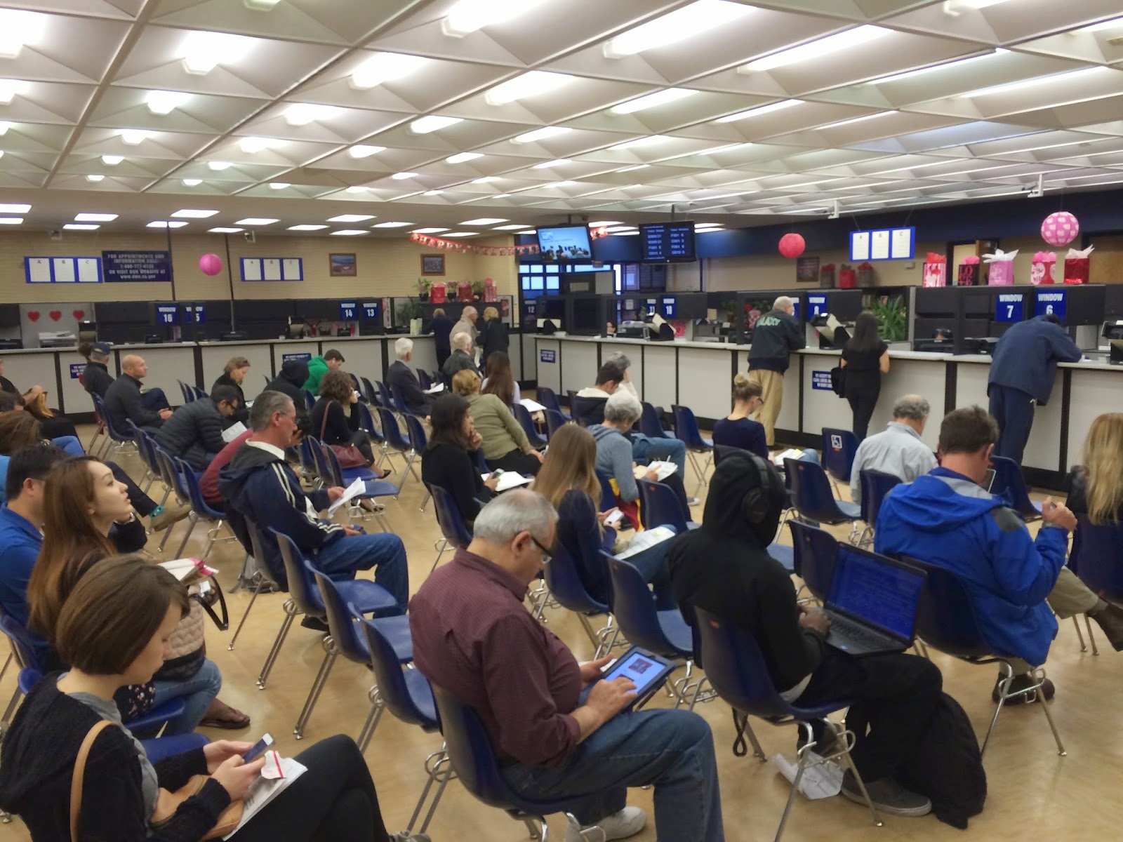 By ken levine my day at the dmv for California state department of motor vehicles