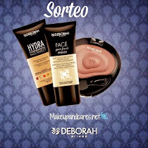 "Sorteo en ""MAke up and Cares"""