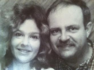 Skip & Gloria...1983...St. Augustine, Florida