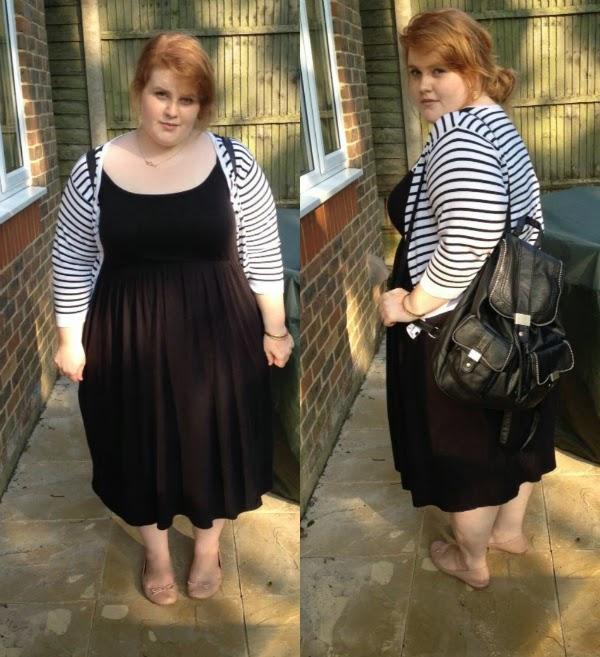 fashion and beauty blog, plus size fashion blog, plus size fashion, asos curve, backpack, 90s fashion