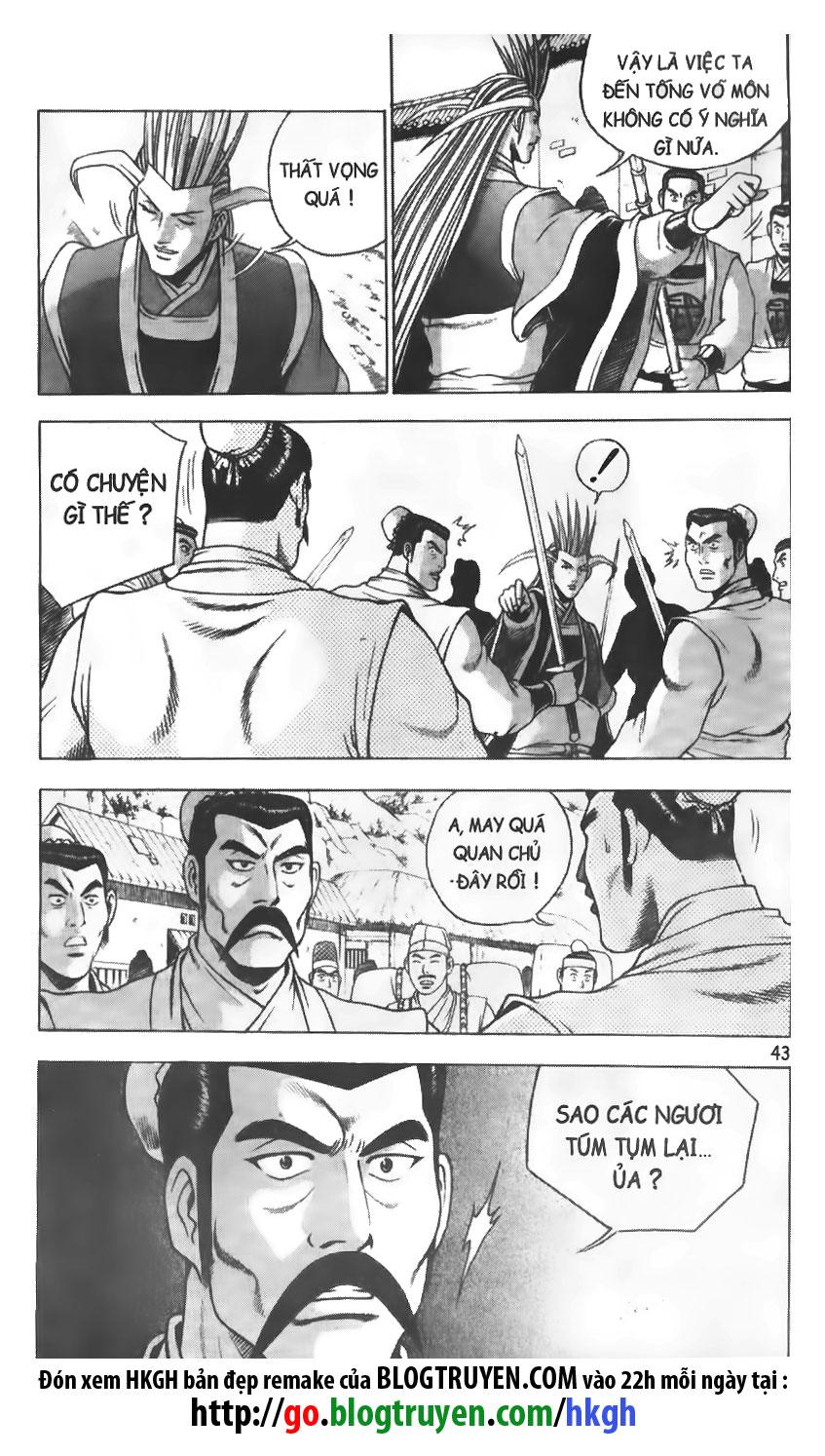 Hiệp Khách Giang Hồ chap 195 Trang 15 - Mangak.info