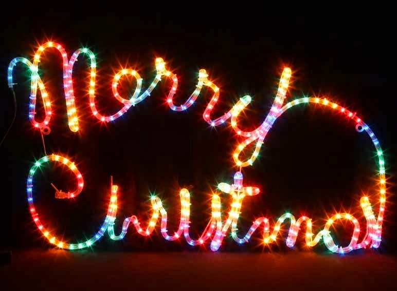 Merry Christmas Wall Lights : Animated Christmas Lights Wallpapers - HD Wallpapers Blog