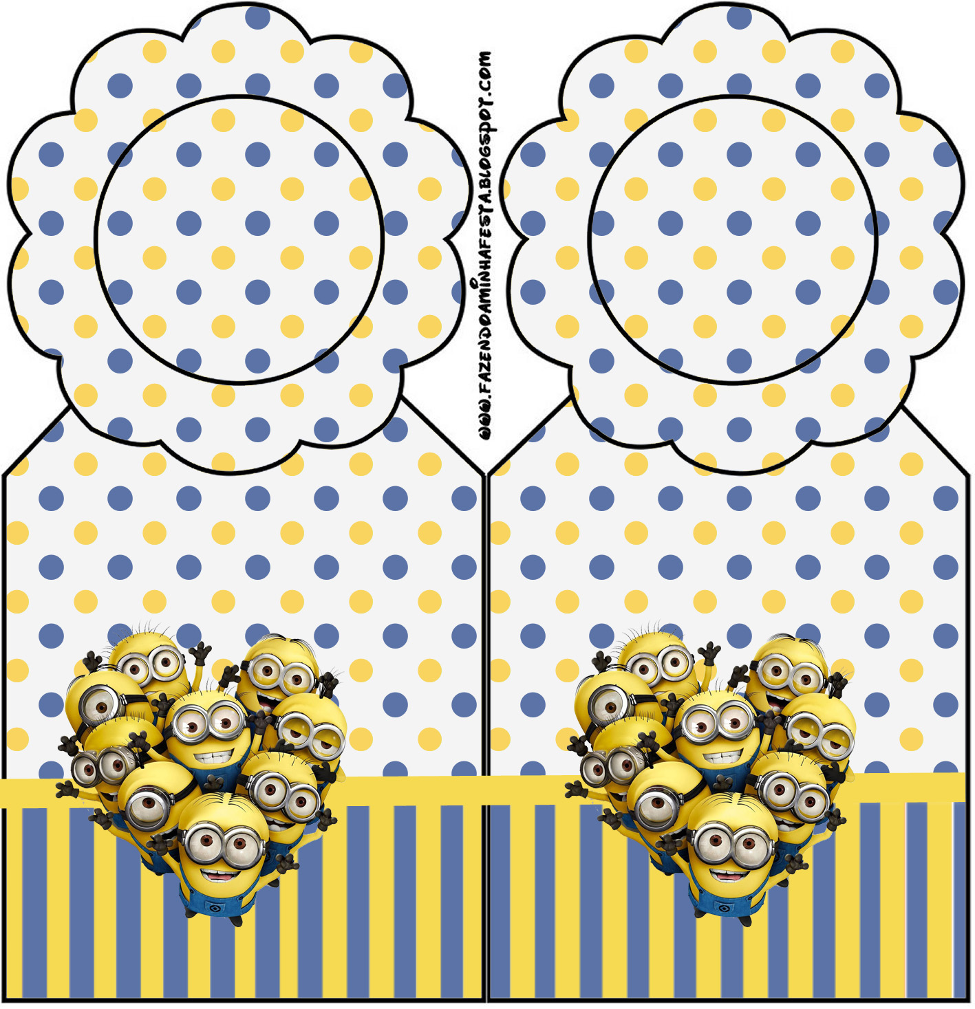 Minions free printable party stationery is it for parties is it