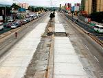 Construcción de canales exclusivos en Av. Florencio Jiménez