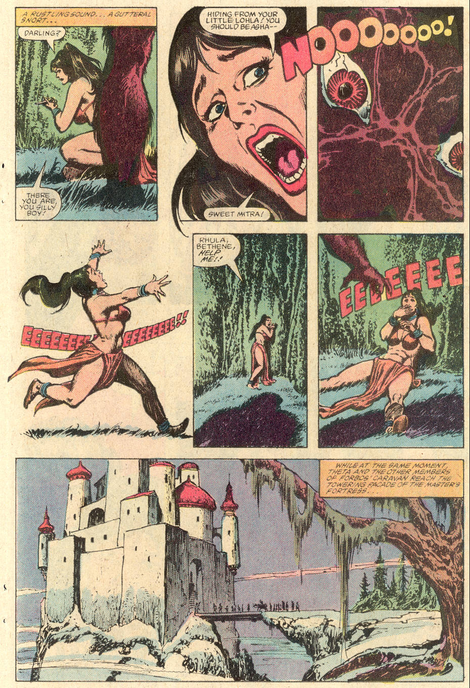Conan the Barbarian (1970) Issue #142 #154 - English 9