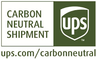 UPS Carbon Neutral Shipment Logo