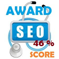 samsury seo score 46%