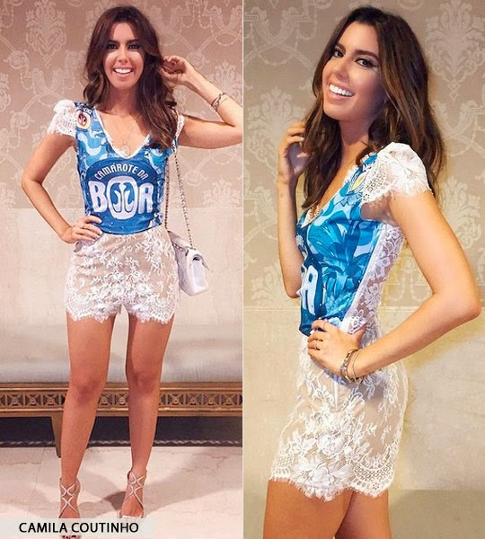 Famosos Cabulosa´s Dreams: Carnaval: Looks Customizados PH89