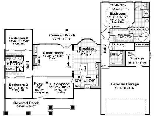 Planos Casas Modernas Planos De Casas Unifamiliares Gratis