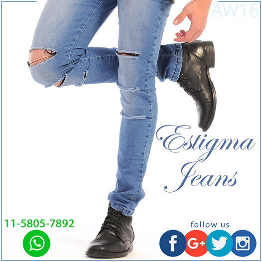 Cuarto Estigma Jeans