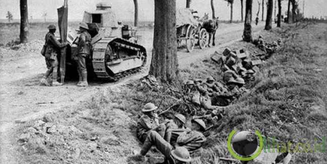 Pertempuran Arras (278.000 korban)