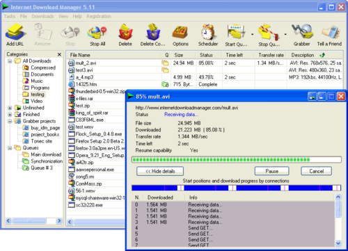 internet manager  full version free