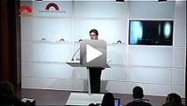 Roda de Premsa valoració discurs investidura Artur Mas