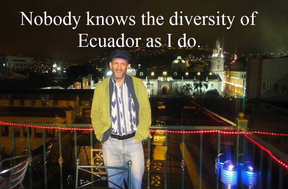 Ecuador Gay Tour Guide