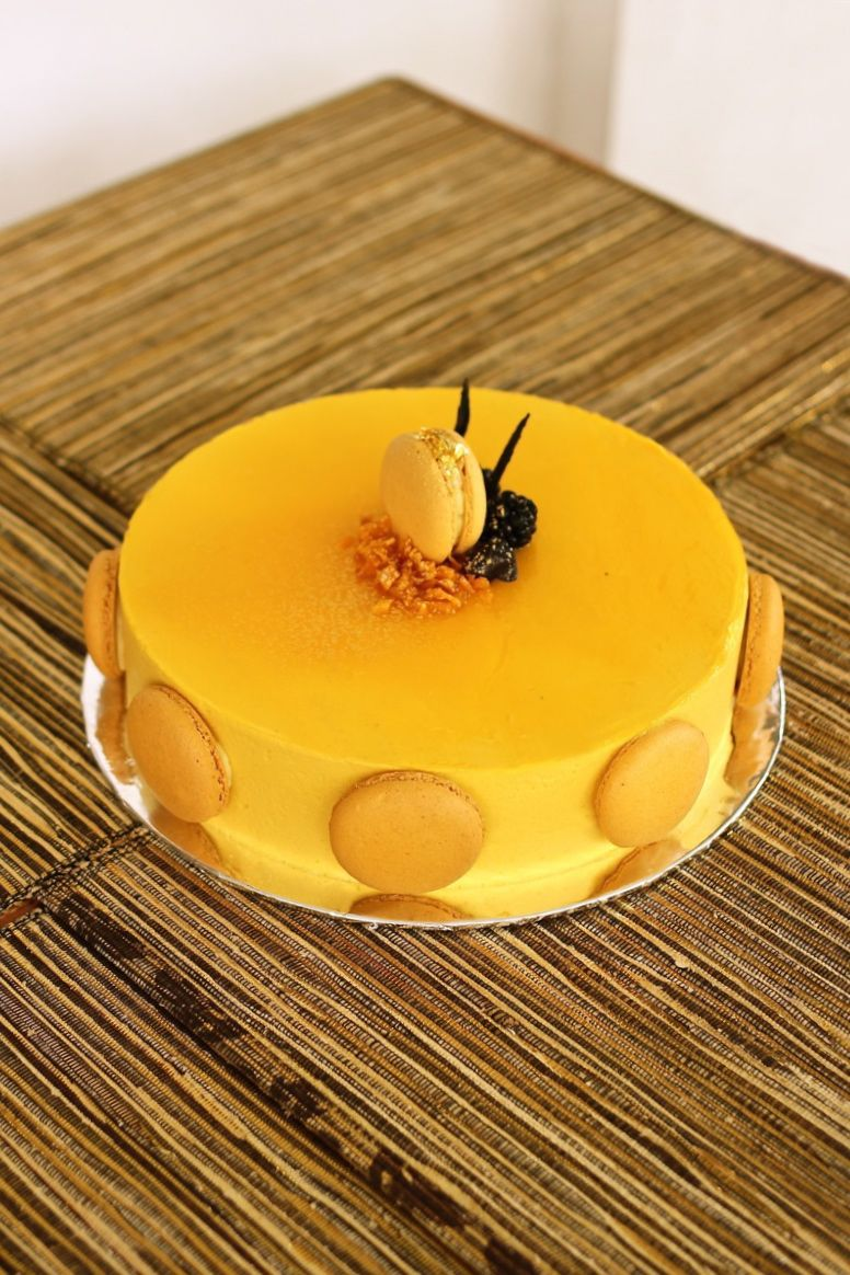 Welcome To Talita S Kitchen A Mango Cake