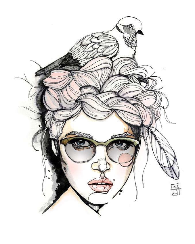 Illustration Sara Ligari Project C78