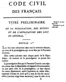 """Una frase gráfica: """"Yo no conozco el Derecho Civil, yo sólo enseño el Código de Napoleón"""" (Bugnet)."""