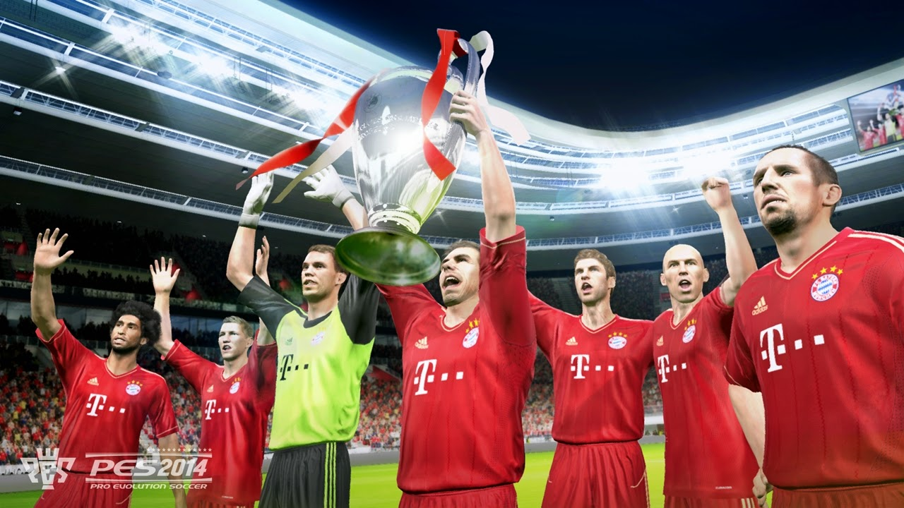 Game Full Version PES 2014