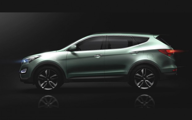 2013 Hyundai Santa Fe Review   NEOCARSUV