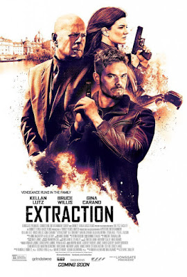 Extraction (2015) English Movie HDRip 300mb Download