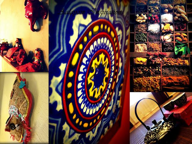 Color, Cuisine, Culture