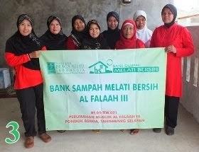 Bank Sampah Melati Bersih Al-Falaah III