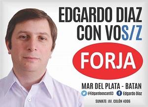 Edgardo Díaz - FORJA