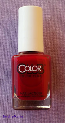 Color Club Red-ical Gipsy