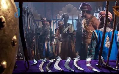 Sinopsis Jodha Akbar Episode 486