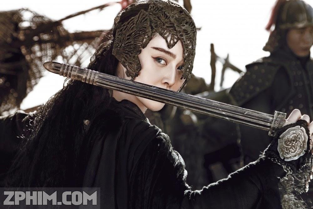 Ảnh trong phim Tân Bạch Phát Ma Nữ - The White Haired Witch of Lunar Kingdom 4