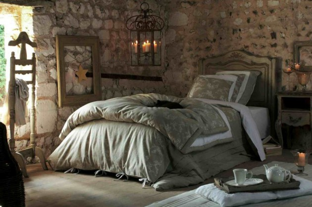 Conseils d co et relooking chambre proven ale charmante for Chambre a coucher style provencal