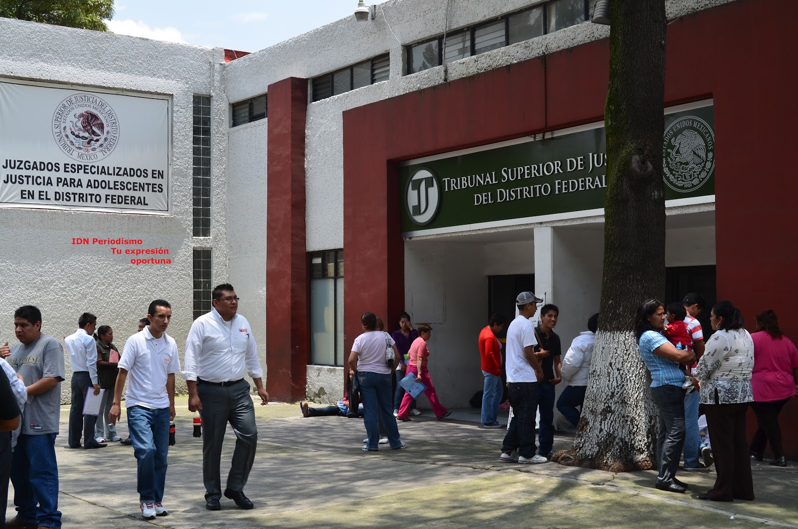 Tribunales de la Niez y Adolescencia Guatemala