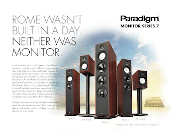 The NEW Paradigm Monitor Series